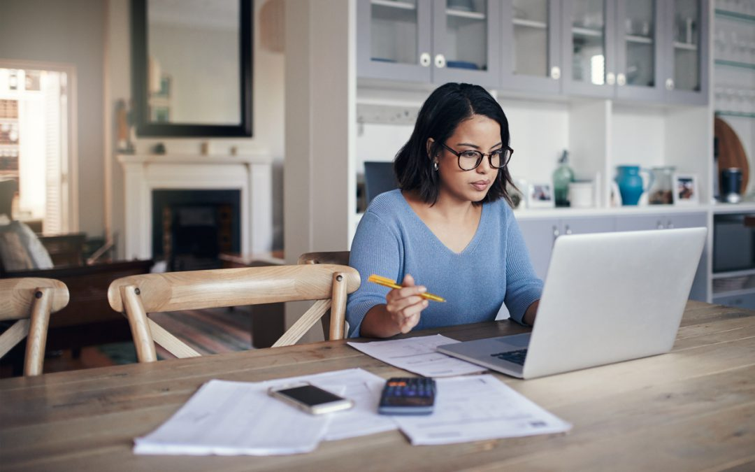 Are You Claiming Your Work From Home Expenses?